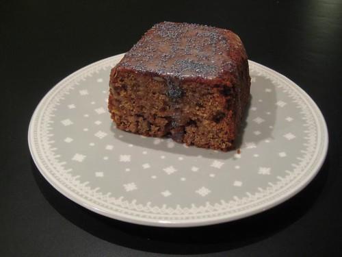 Nigel Slater's Beetroot seeds cake
