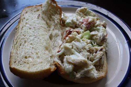 Hand-Picked Dungeness Crab Rolls