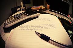 5/365: Quality Homework