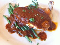 Chicken with Ancho Chili Sauce - Sage General Store