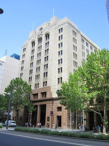 Bank of SA building
