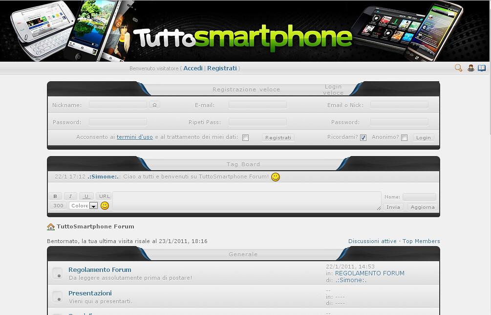 tuttosmartphone forum