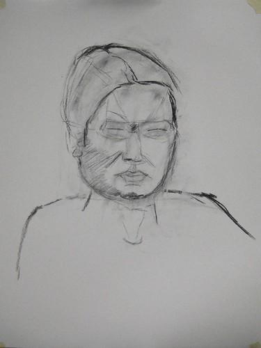 Portrait Course 2010-11-29 # 1