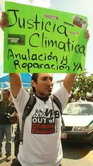 Demanding Climate Justice