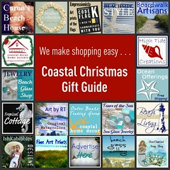 Coastal Christmas Gift Guide