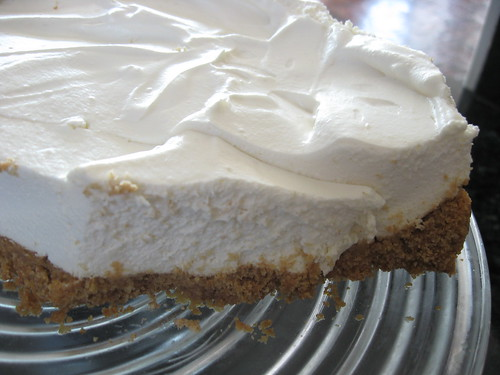 honey yogurt pie