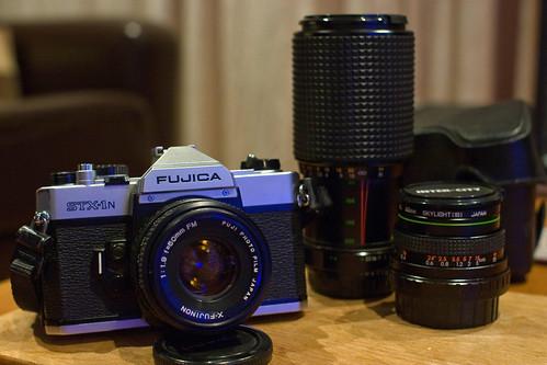 Fujica STX-1N