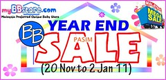 myBBstore Year End Sale