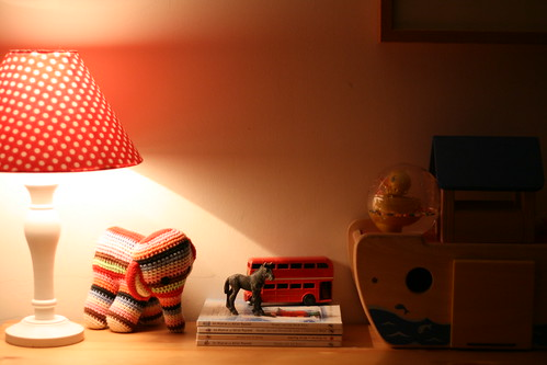 cosy corner {5th december}