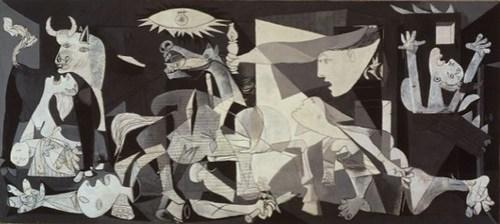 Picasso Guernica +