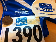 Tatton Triathlon 2010