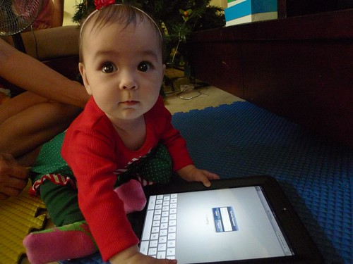 Lucy & the iPad