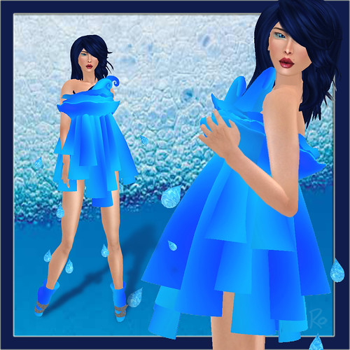 Carnival of Fashion - Sea gift