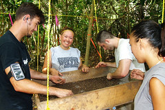 Archeology Students Acquire Hands-On Skills