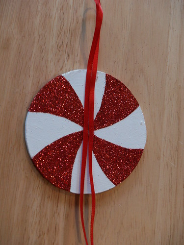 Peppermint Disc Tutorial, Step 4
