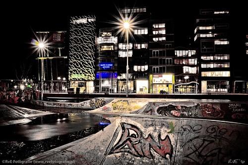 Zilverparkkade Lelystad (09-12-2010).