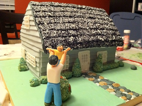 House Cake (5/6)