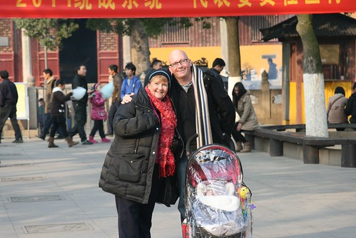 In Suzhou Old Town