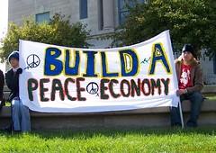 Build a Peace Economy!