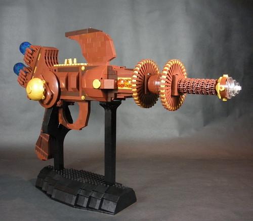 LEGO Steampunk Raygun