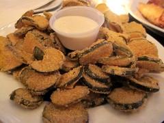 Fried Pickles - The Mason Jar