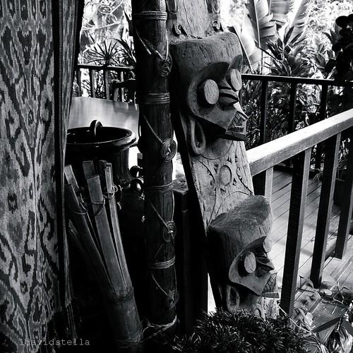 totem at monsopiad cultural village