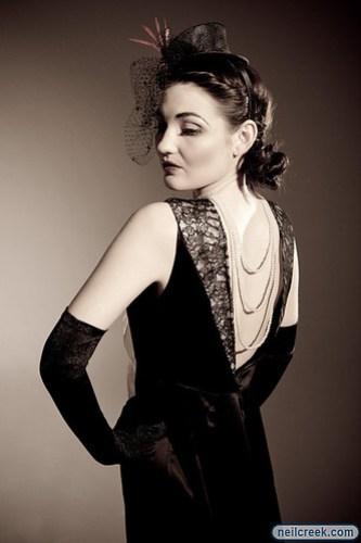 Glamorous Alison
