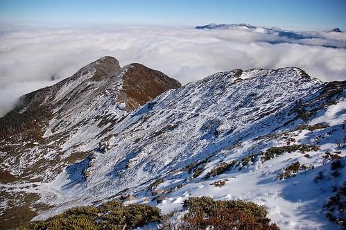 Snow Mountain, Taiwan