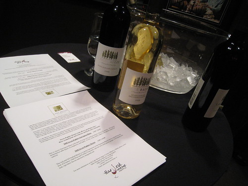 Flavours of BC's Naramata Bench Wine Tasting