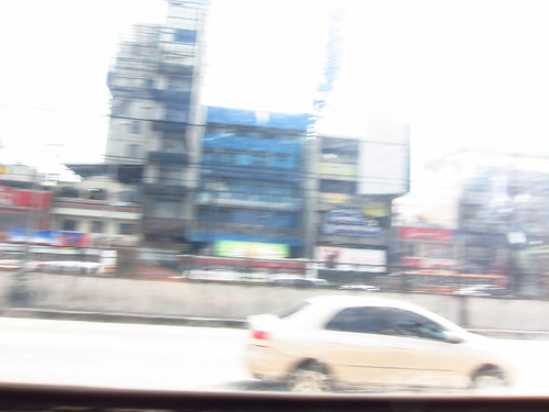 EDSA test shot