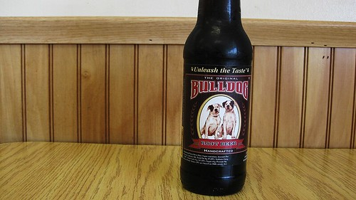 bulldog root beer