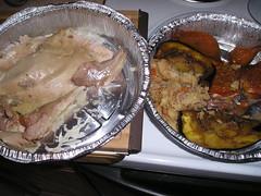 Tre Piani turkey dinner