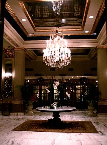 baltimore belvedere hotel lobby