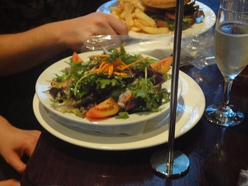Erskineville Hotel: Garden salad