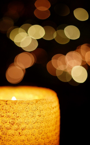 Candle Glow 149/365