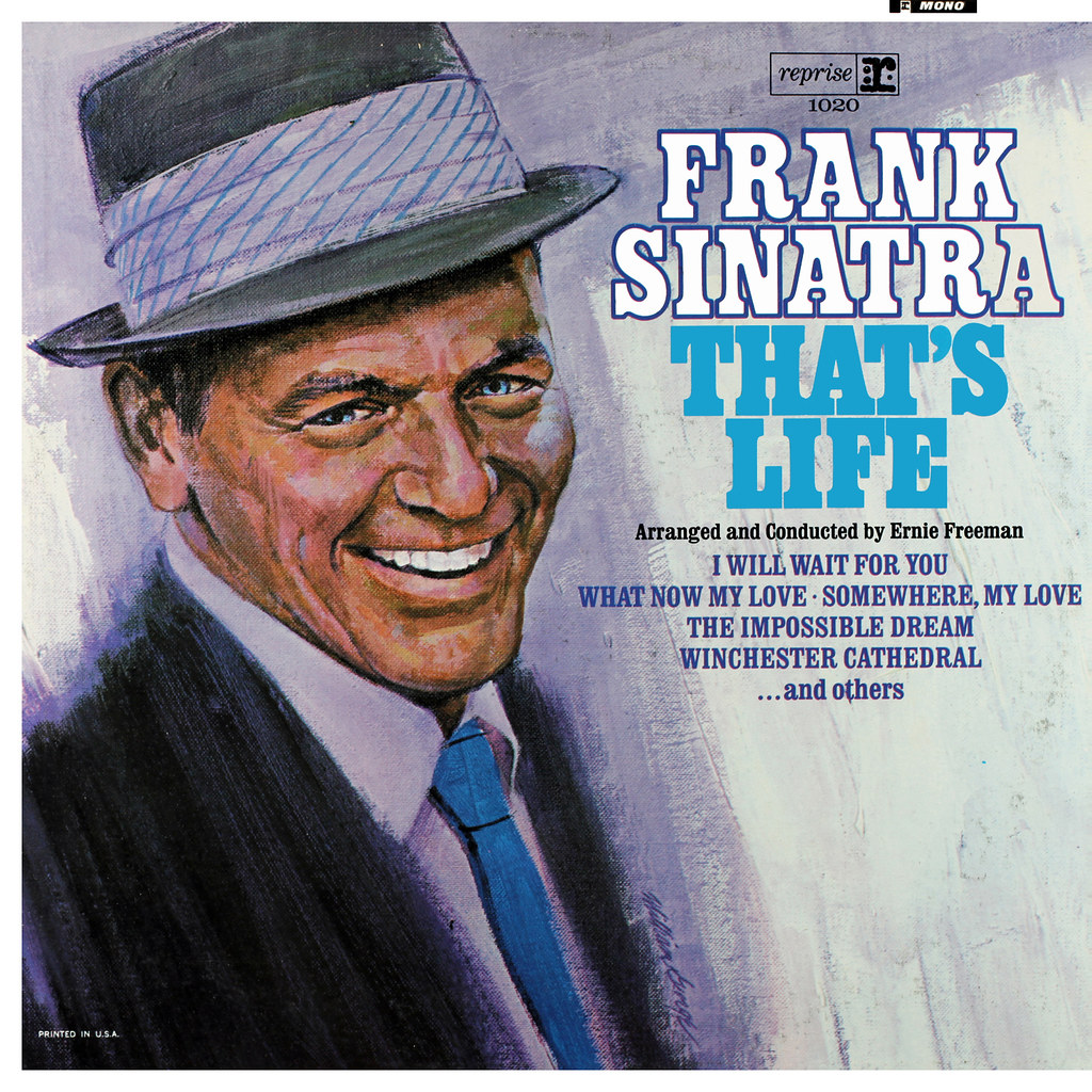 Frank Sinatra -That's Life