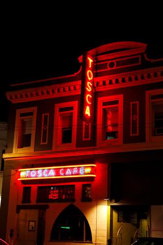 Tosca Cafe on Columbus, San Francisco