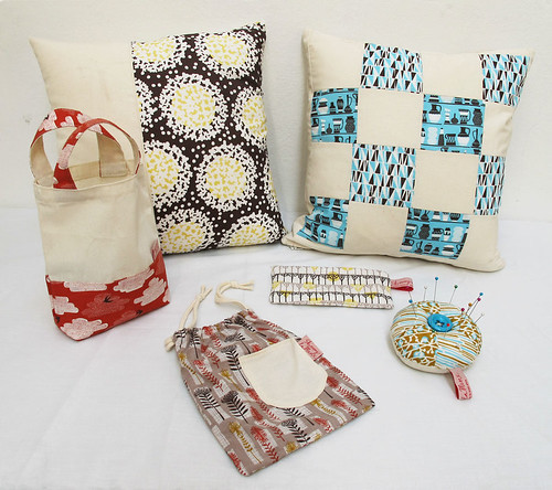 Cut Out and Keep fabrics - gorgeous makes