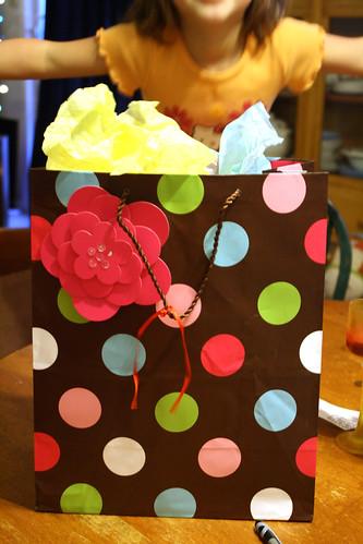 Harvey's gift