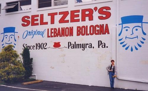 Seltzer's Lebanon Bologna Palmyra PA 1996