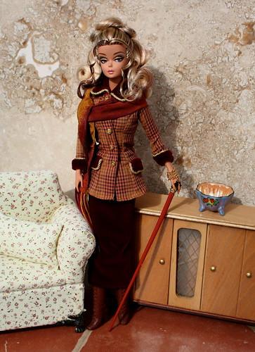 Lady of Leisure Barbie