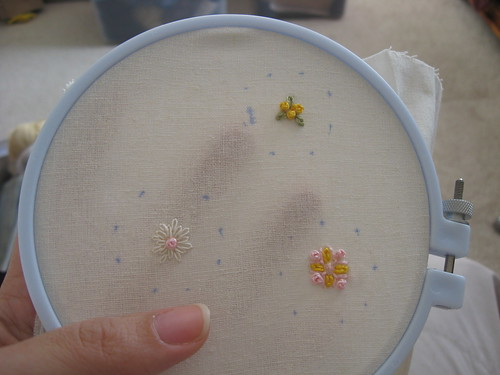 wee embroidery
