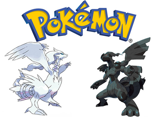 Pokémon - Zekrom & Reshiram