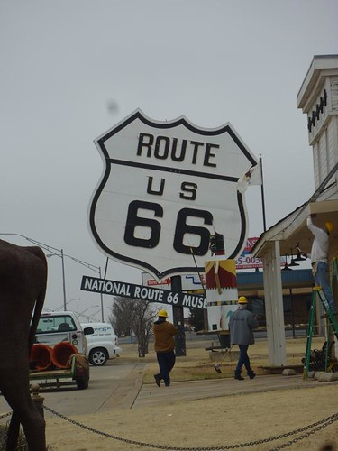 OK - National Route 66 Museum 40