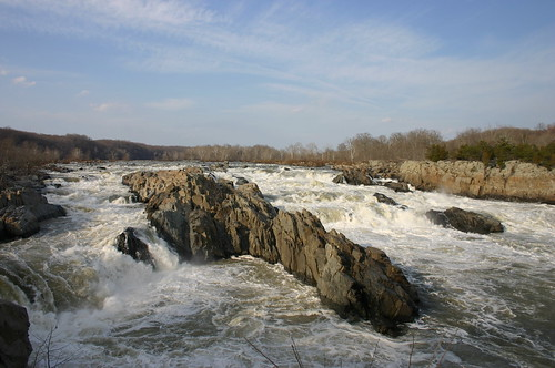 Great Falls National Park - Falls View (by Ryan Somma)
