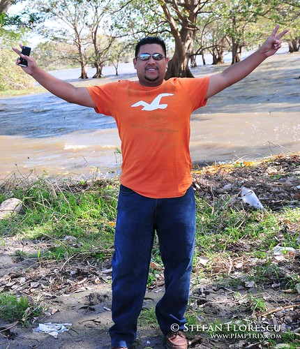 KLR 650 Trip Nicaragua 94