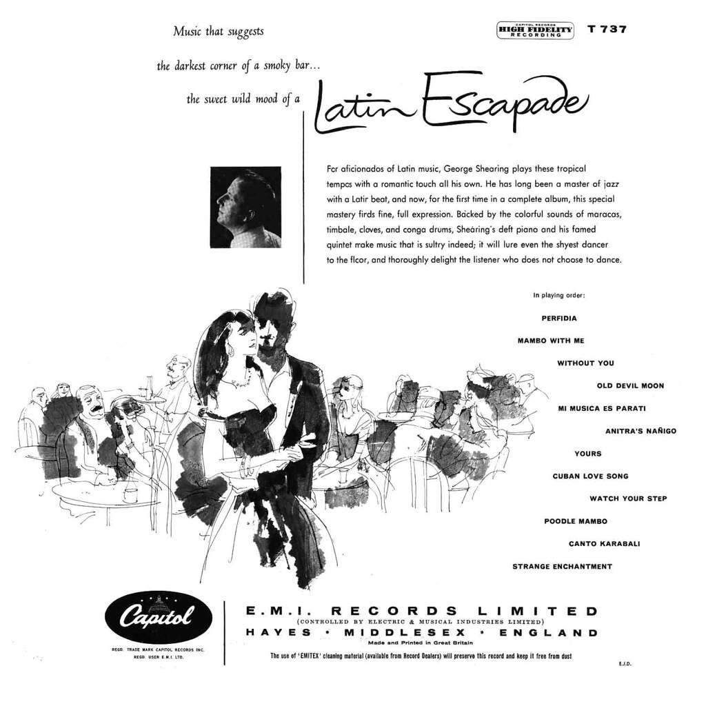 George Shearing - Latin Escapade