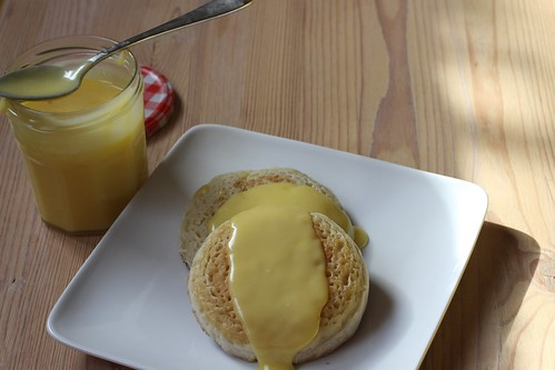 curd and crumpets