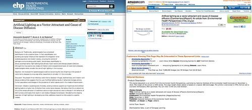 Blogging about Gale/Amazon & Open Access