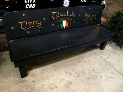Timmy Nolan's